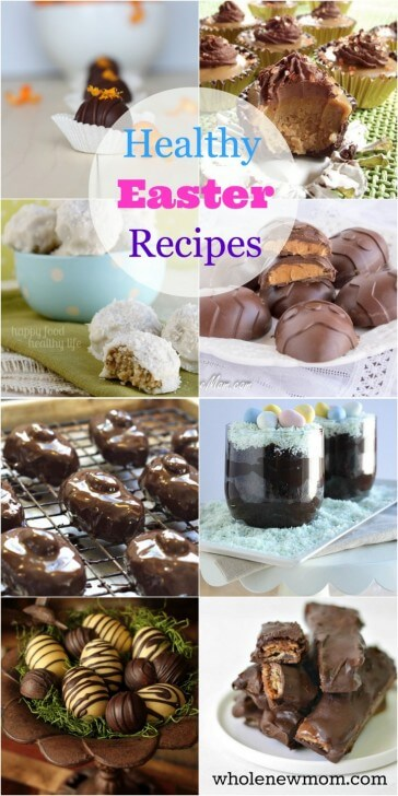 Healthy Easter Recipes- These Healthy Desserts are Gluten Fr