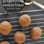 Looking for a healthy cookie recipe? This Secret Ingredients Gingerbread Cookie Recipe is Grain Free, Sugar Free, and Dairy and Egg Free too (vegan). They are made with a special kind of flour that might be new to you.