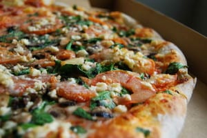 Pizza - Foods High in Histamines
