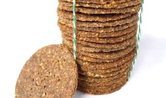 Homemade Crackers - Make with LENTILS & Buckwheat. This great cracker recipe has grain and nut free options!