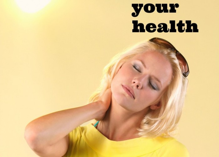 Got Neck Pain? Here are Natural Remedies for Neck Pain PLUS Your Neck's Surprising Connection to Your Health