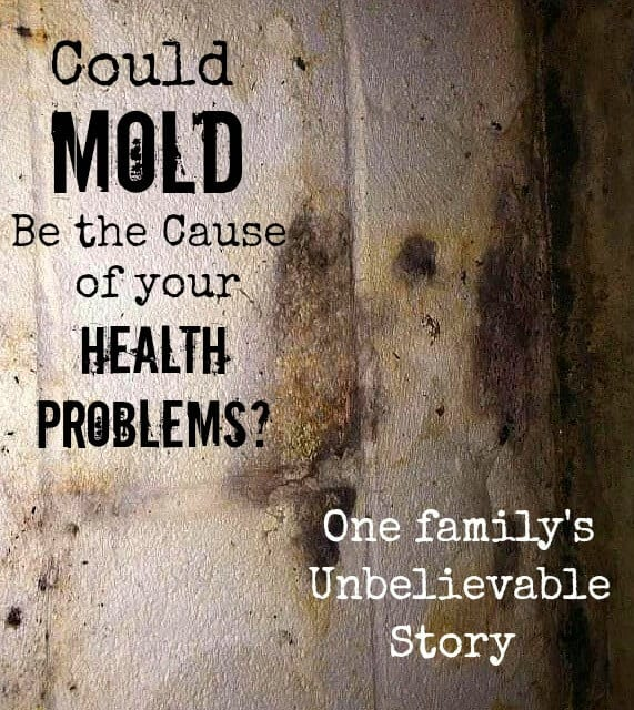 mold on basement walls--could mold be the cause of your health problems?