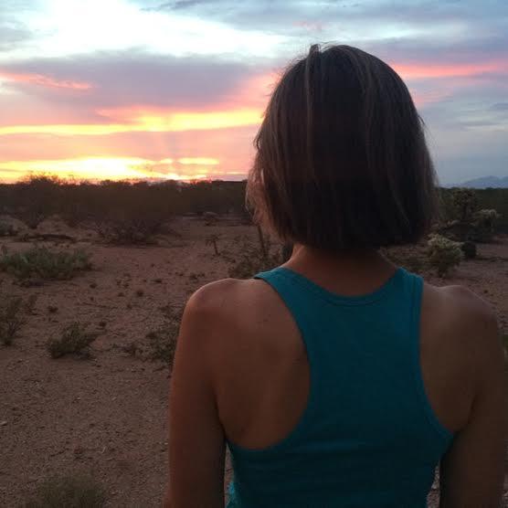 Andrea Fabry - sunset photo