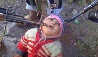 ISIS beheading children