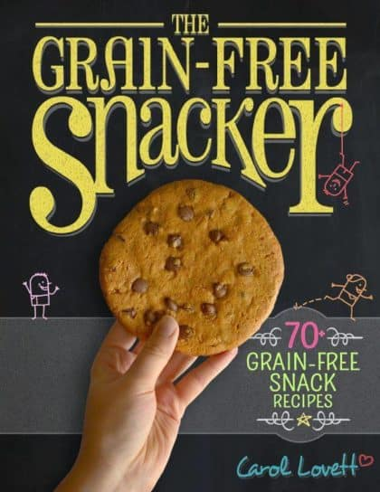 The Grain Free Snacker