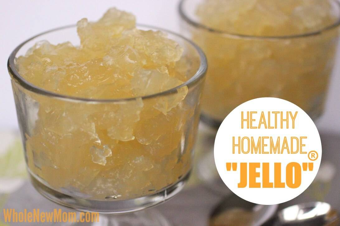 Homemade Jello