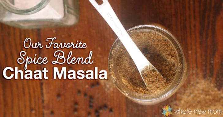 Our Family's Favorite Spice Blend – Chaat Masala