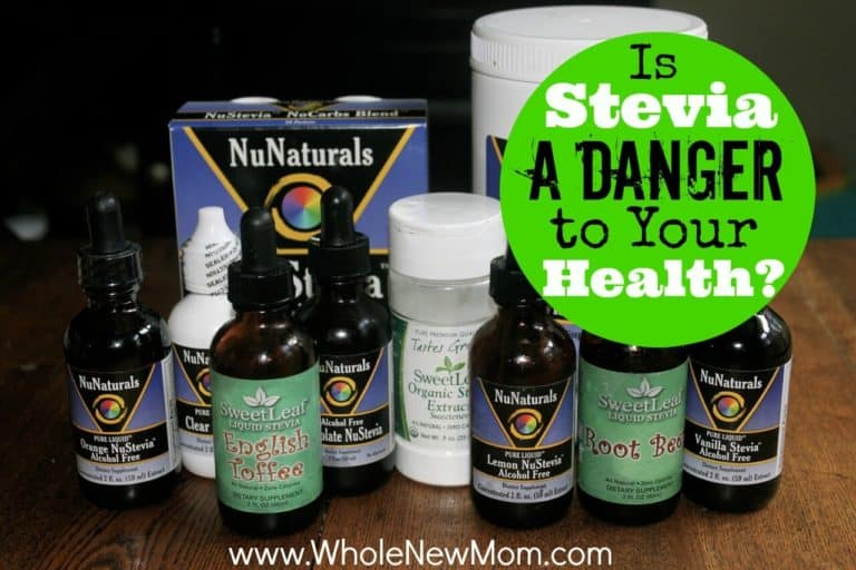 Is Stevia Safe? Is Stevia Bad for You? The TRUTH Comes Out in this post.