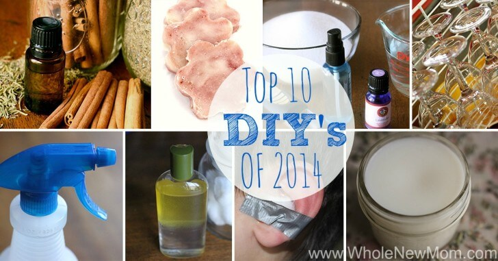 Save Money and Get Healthier – Top DIY Posts of 2014