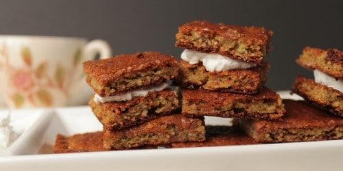 Hemp Seed Butter Cookies