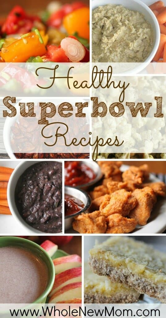 Healthy super bowl recipes need some treats for your next gathering or game day these recipes all gluten free so the superbowl forumfinder Image collections