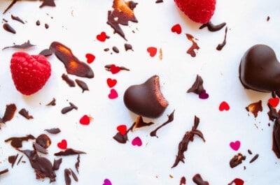 Chocolate Raspberry Jellies