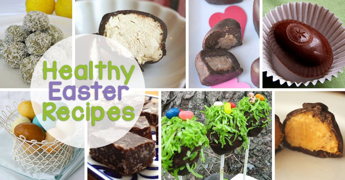 Healthy easter ideas galore chocolate included whole new mom instead of giving in to sugar and color filled treats enjoy these healthy easter recipes negle Images