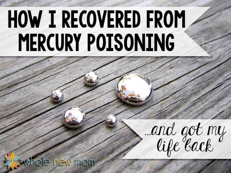 Mercury is everywhere -- in seafood, vaccines, fluorescent bulbs... Read how this blogger recovered from mercury poisoning. It took a lot of work but she got her life back.
