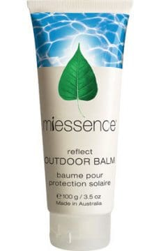 Miessence Sunscreen (Miessence Reflect Outdoor Balm)