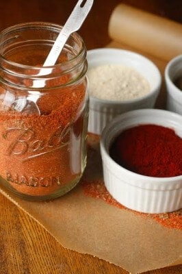 Chili Powder No Writing