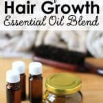 Essential Oils for Hair Growth Blend | DIY Essential Oils Hair Growth Blend
