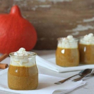 Here's a pumpkin pudding you can feel very good about serving to your family for breakfast, dessert, or really any meal. This pumpkin chia pudding is loaded with nutrients like vitamins A and C, potassium, fiber, and more! It's also low carb, paleo, vegan, grain-free, dairy-free, and gluten-free.