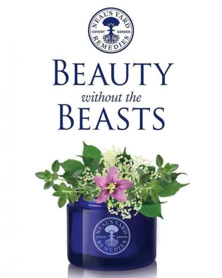 Beauty Without the Beasts - NYR Organic - Neal's Yard Remedies