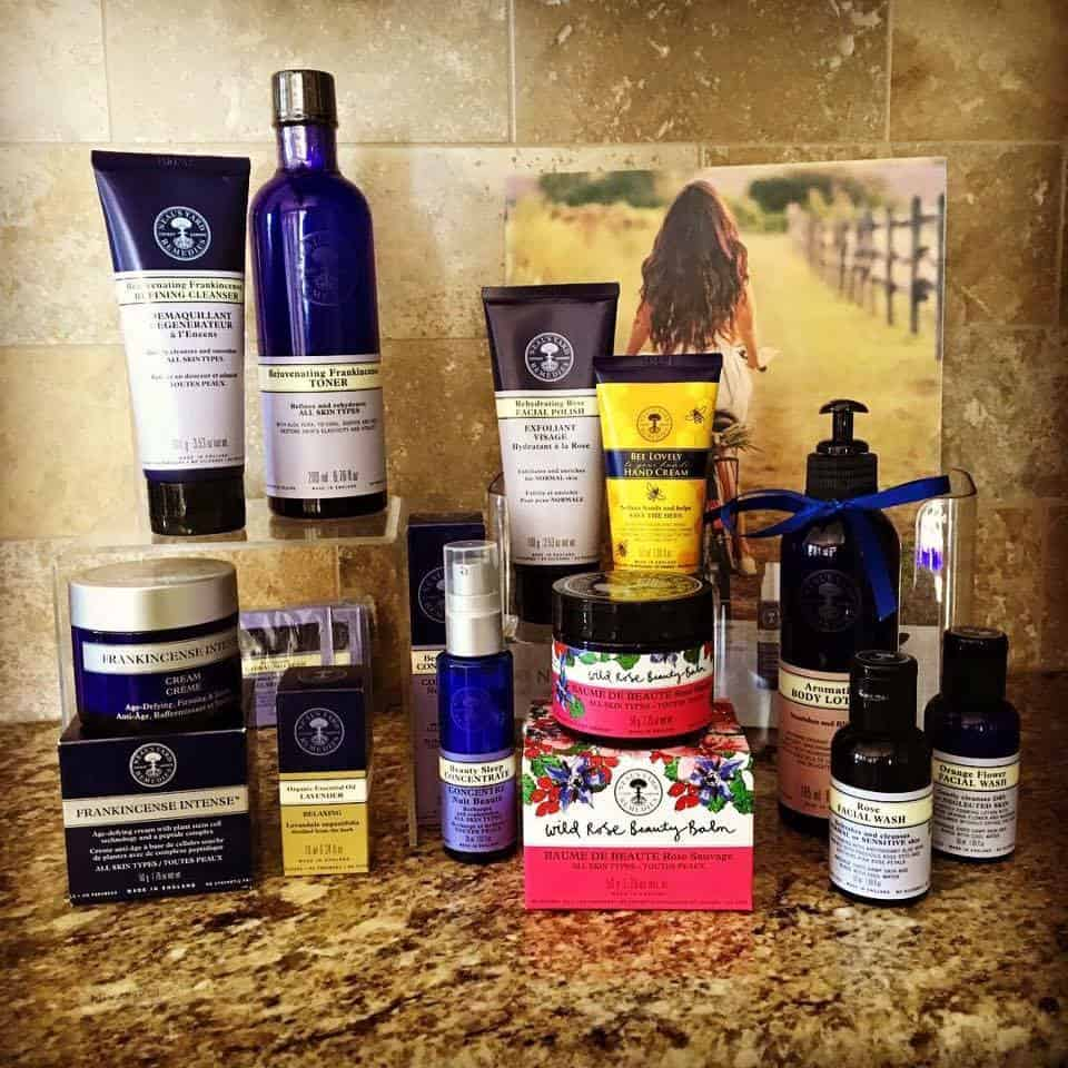 NYR Organic Starter Kit - Neal's Yard Remedies