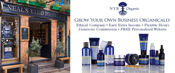 Join NYR Organics - Neal's Yard Remedies