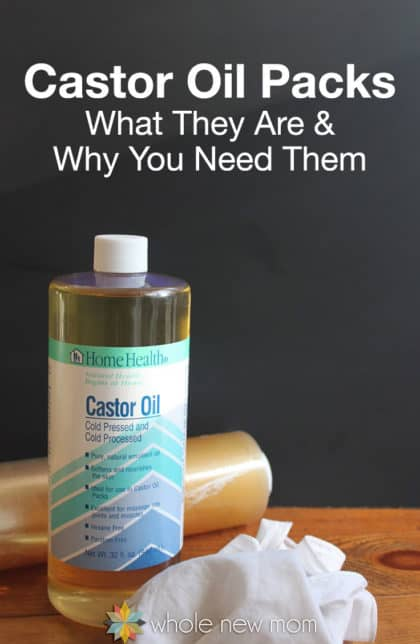 Castor Oil Packs are a great natural remedy that is thought to help with liver detox. Find out how to make a castor oil pack and how to use it.
