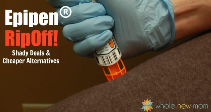 EpiPen RipOff: Alternatives, Shady Deals & What You Can Do About It