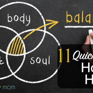 """Learn How to Get Holistic Health with these 11 tips because Healthy isn't just about being thin and """"buff""""-- it's about your Body, Spirit, and Soul."""