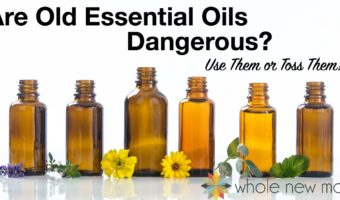 Essential Oil Bottles - Shelf Life of Essential Oils