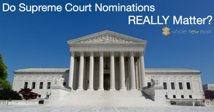 Do Supreme Court Nominations REALLY Matter?