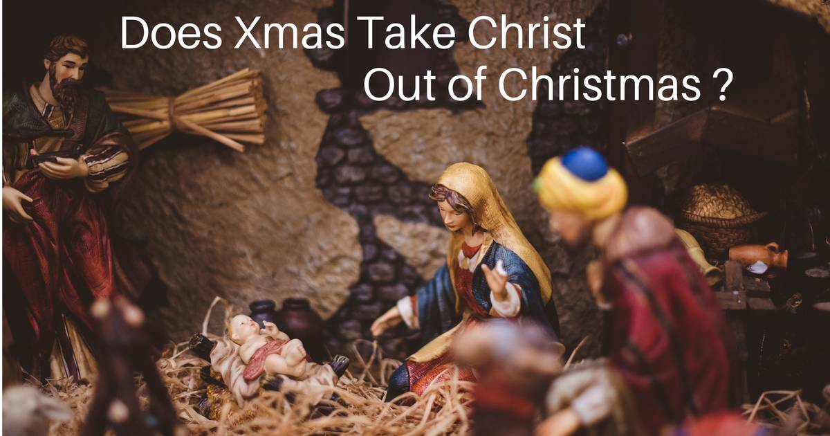 What is the Meaning of Xmas? Does it really take the Christ out of Christmas? Find out where the term Xmas came from here.