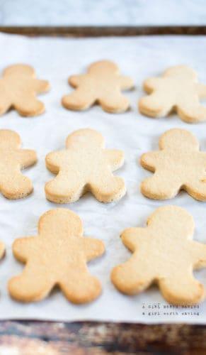 Paleo Sugar Cookies