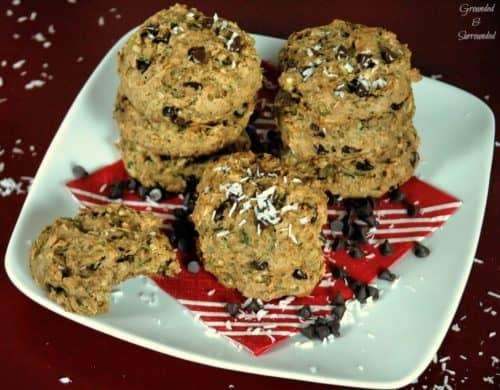 Coconut Zucchini Cookies