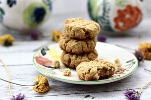 Paleo Ranger Cookies