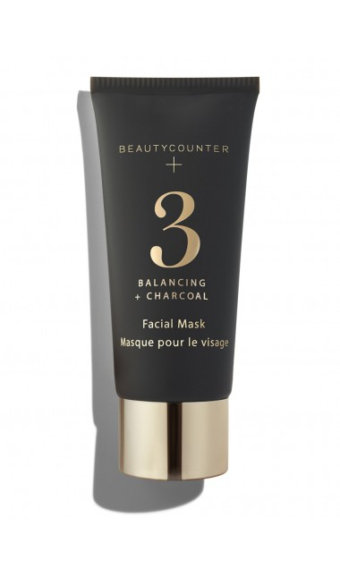 Beautycounter Charcoal Mask - a fabulous acne treatment that really works!