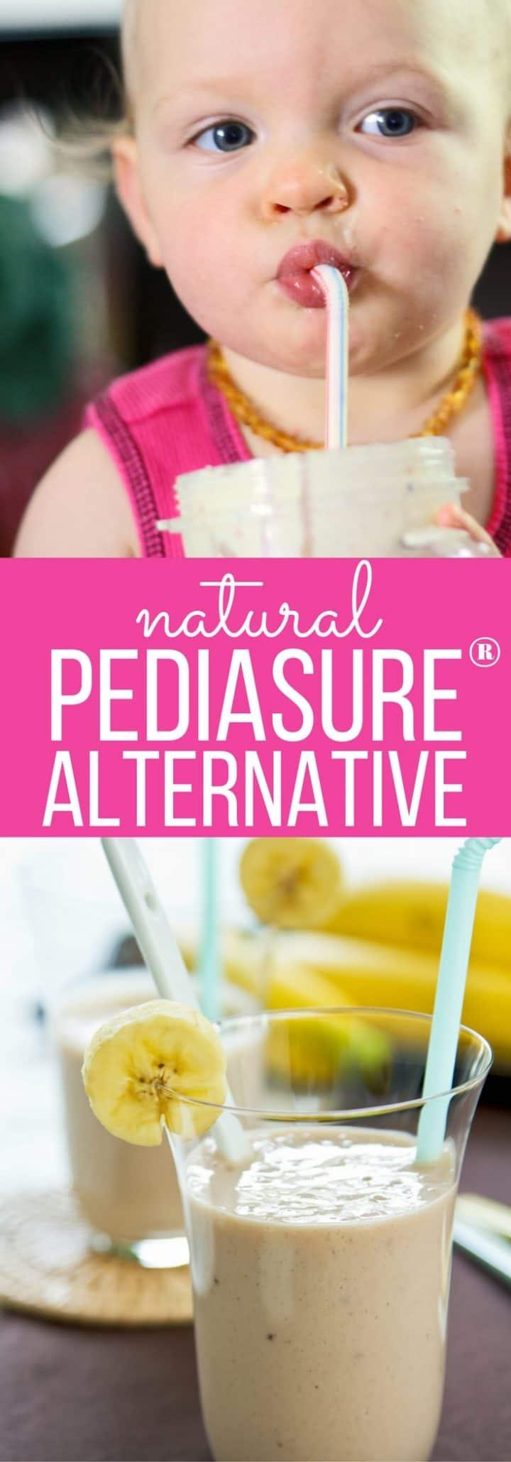 Natural Pediasure Alternative Diy Meal Replacement Shake