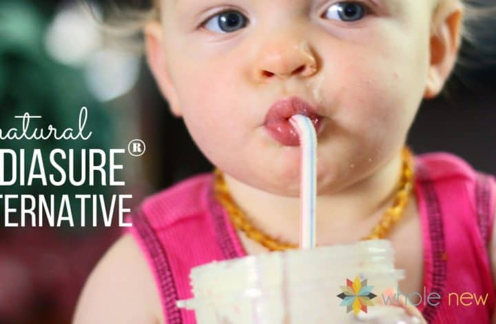 If you or someone you love is unable to eat solid foods for awhile due to swallowing issues, illness, or they just don't want to eat, try this DIY Meal Replacement Shake | natural Pediasure® alternative. No icky additives and no preservatives.