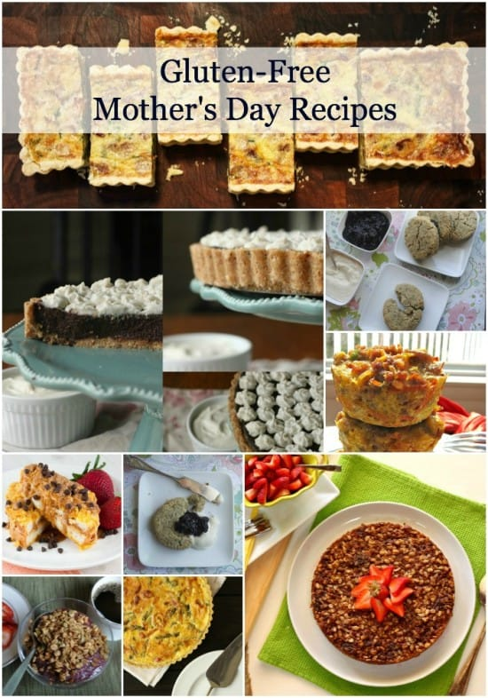 Gluten-free Mother's Day Recipes - Free Cookbook