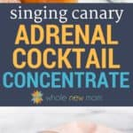 Singing Canary / aka Adrenal Cocktail