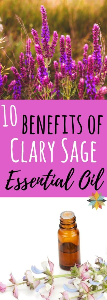 Clary Sage Benefits
