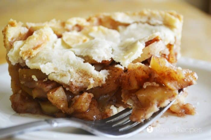 Gluten-Free Deep Dish Apple Pie