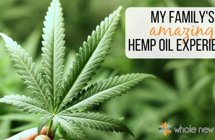 My Family's AMAZING CBD Experience - Nano-enhanced Hemp Oil