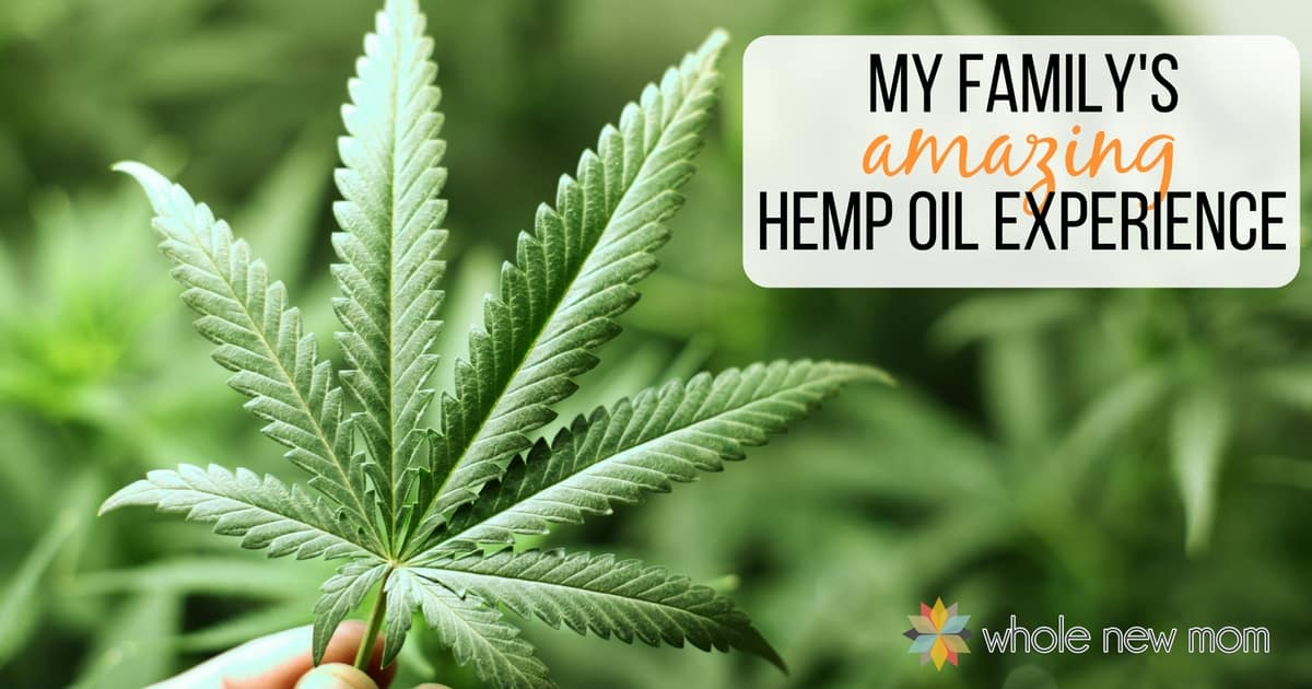 My Family's AMAZING Hemp & CBD Experience