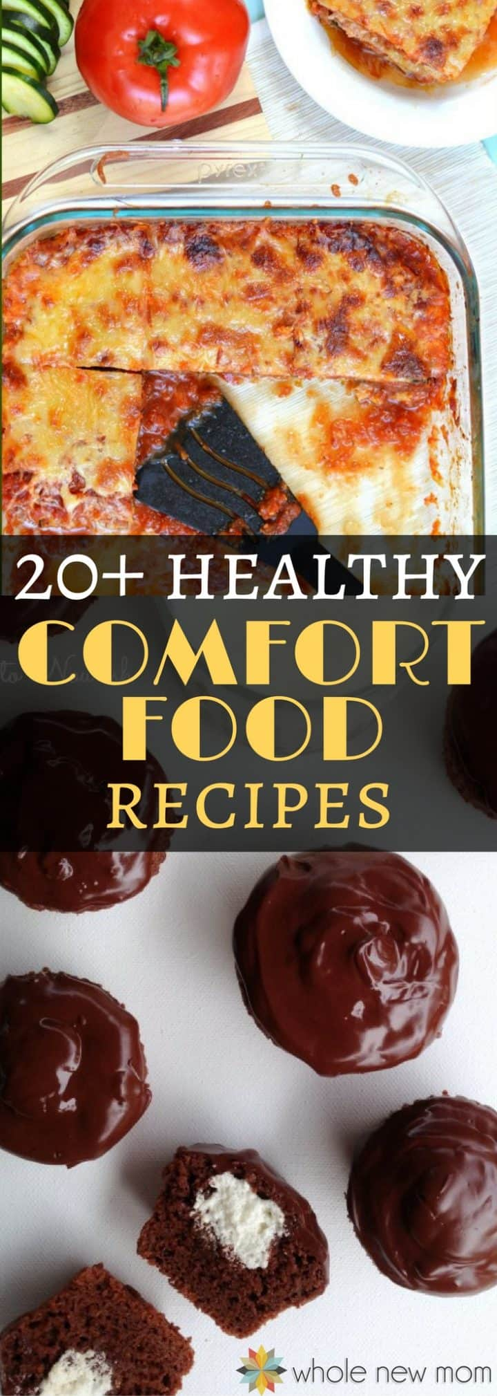 Healthy Comfort Food Recipes - gluten-free