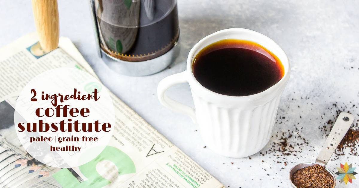 Homemade Coffee Substitute