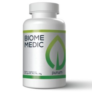 Purium - Biome Medic - Get glyphosate out of your gut!