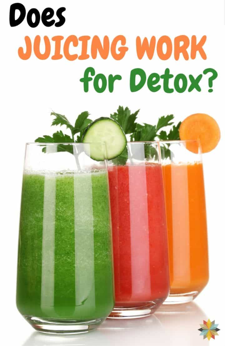 Does juicing work for detox? Find out about juice detox benefits here.