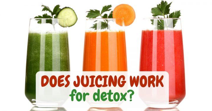 3 glass of vegetable juice