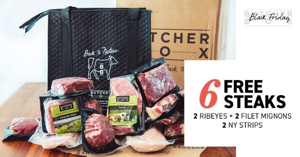 Butcher Box Black Friday Sale