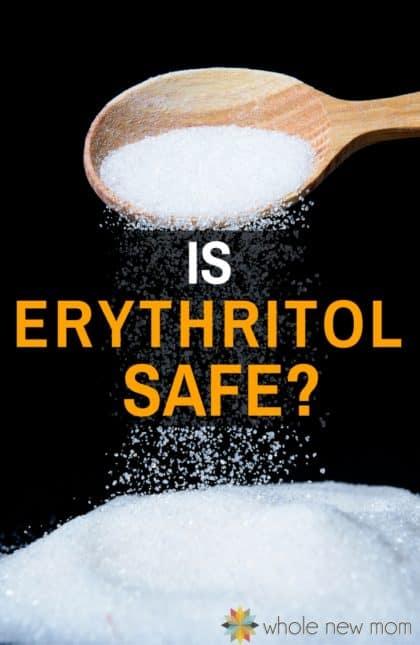Is erythritol safe?